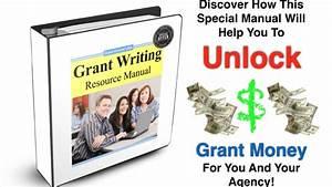 Grant Writing Resource Manual