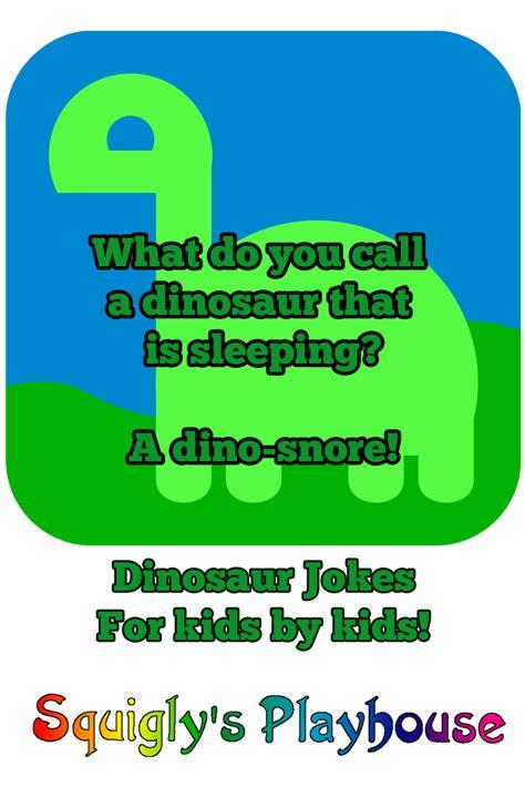 dinosaur jokes  squiglys playhouse