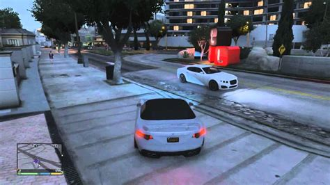 How To Find The Jaguar F-type/mercedes Sls Amg Car In Gta