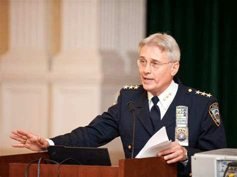 manhattan college honors nypd chief  detectives