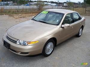 2001 Medium Gold Saturn L Series L200 Sedan  27325290