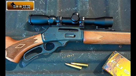 Marlin 336w 30 30 Lever Action Rifle Review Youtube
