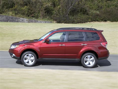 Subaru Forester 2012 Review by 2012 Subaru Forester Price Photos Reviews Features