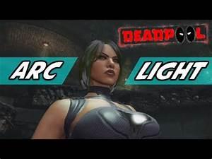 Deadpool (Video Game) - Boss Fight: Arclight (Xbox 360 PC ...