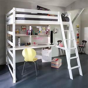 chambre avec lit mezzanine atlubcom With chambre avec lit mezzanine