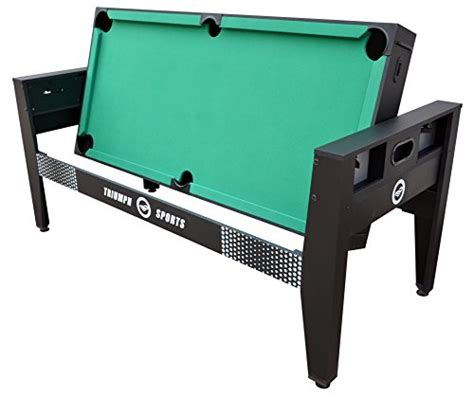 Triumph Sports Usa 72 Inch 4 In 1 Rotating Combo Table