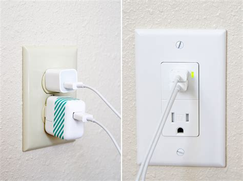 install  usb wall outlet receptacle outlet