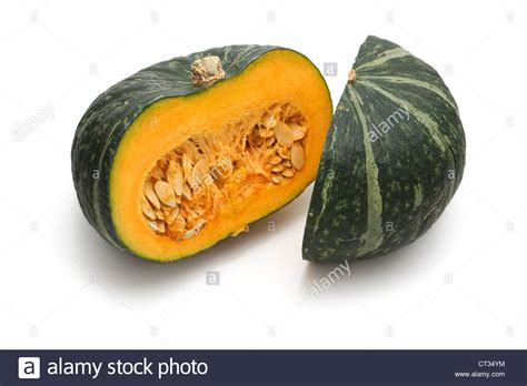 vegetables cut in half squash buttercup squash cut in half hs stock photo royalty free image 49242248 alamy