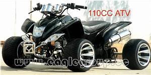 China 110cc  125cc Racing Atv    Quad  Yg-atv110-m