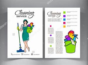 house cleaning flyers template 11 download documents in With cleaning services advertising templates