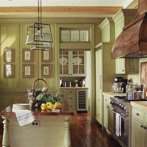 green painted kitchen cabinets green yellow painted traditional wood kitchen cabinets