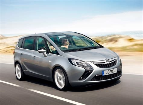 New Vauxhall Zafira Adds Tourer To Its Name Autoevolution