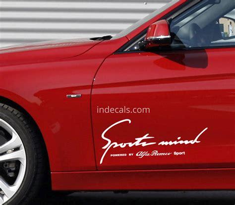 Alfa Romeo Stickers & Decals Indecalscom