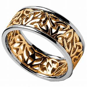 wedding rings celtic wedding bands meaning traditional With scottish wedding rings