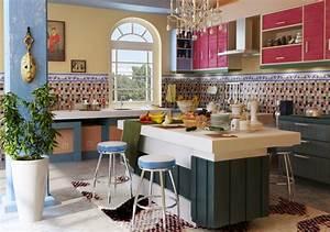 Decorating a Modern Mediterranean Kitchen - Jerry Enos
