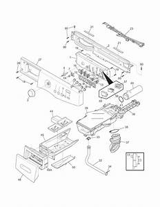 Frigidaire Model Fafw3801lw2 Residential Washers Genuine Parts