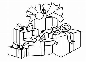 Weihnachtsgeschenke Zum Ausmalen : kostenlose malvorlage weihnachten weihnachtsgeschenke zum ~ Watch28wear.com Haus und Dekorationen