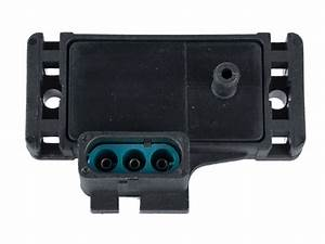 Map Sensor Fits Jeep Cherokee Xj 2 5l And 4 0 Liter