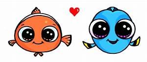 Findet Nemo Kostüm Baby : baby dory nemo disney cute drawings drawings kawaii drawings ~ Frokenaadalensverden.com Haus und Dekorationen