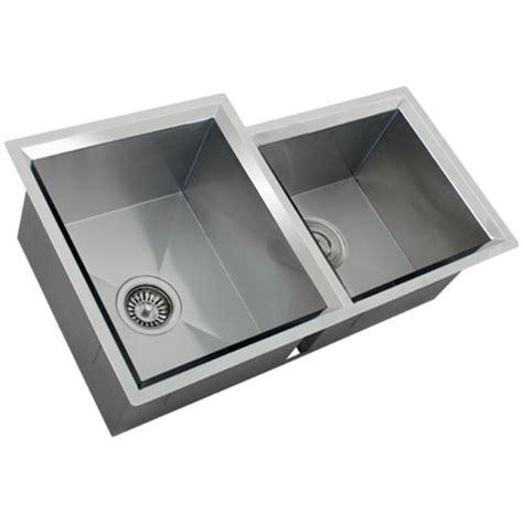 16 stainless steel undermount kitchen sink ticor s608 undermount 16 stainless steel kitchen sink 9681