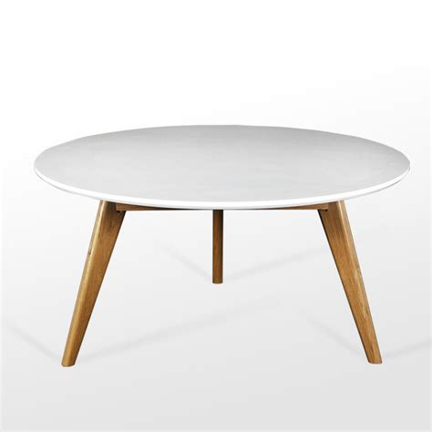 modern white round coffee table coffee table surprising round white coffee table living