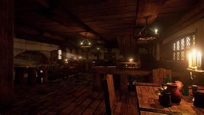 Inn Goldshire Unreal Engine Wow Looks Despite