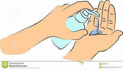 Hands Washing Soap Clipart Hand Illustration Germs