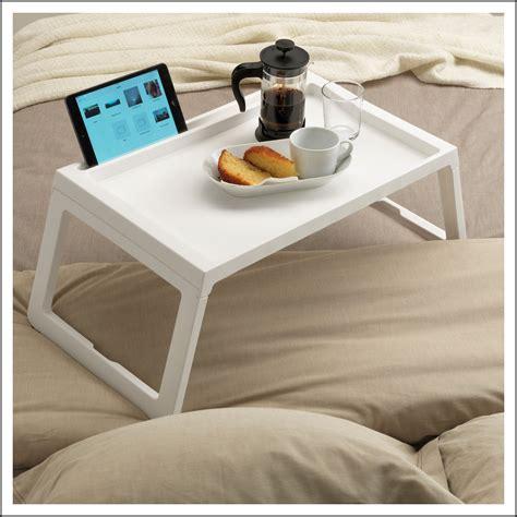 Ikea Tablett Tisch Bett  Betten  House Und Dekor Galerie