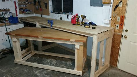work bench  nested rolling assembly table