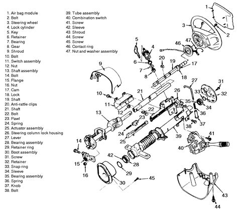 Steering Column Play Forums Modded