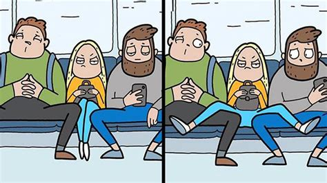 Girl Problems Illustrated In Funny Comics By Russian