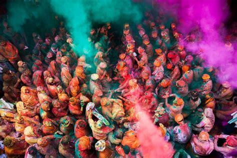 Holi Holiday Hindu Spring Festival Hindi India Color