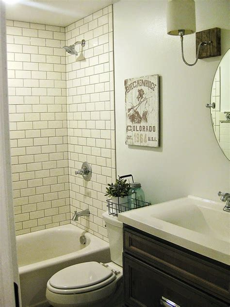 tda decorating and design basement bathroom before after
