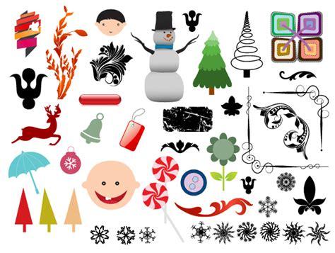 christmas adornment vector design 05 vector christmas