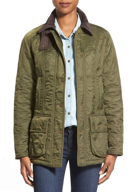 barbour beadnell quilted jacket barbour barbour beadnell quilted jacket outerwear