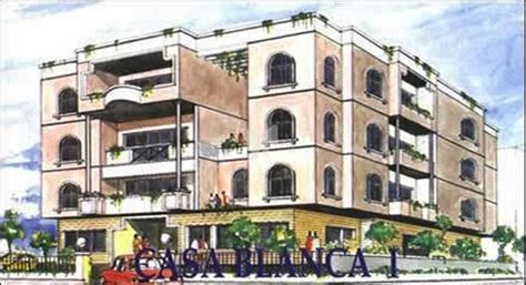 Kg Casa Blanca In Nungambakkam, Chennai