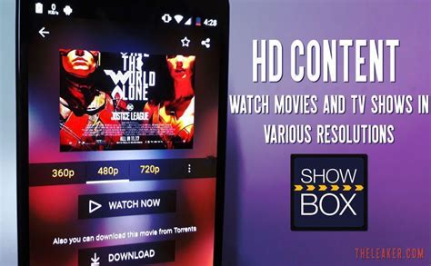 Showbox Apk For Android Pc Iphone And More Download