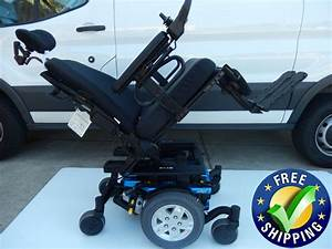 Pride Mobility Quantum Q6 Edge Hd Power Chair With