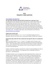 exle of personal statement for teaching personal statement for pgce