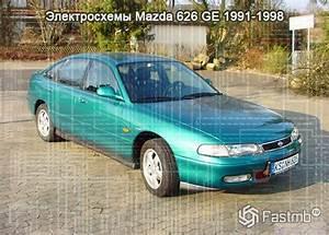 Mazda 626 Ge   U041c U0430 U0437 U0434 U0430 626  1991