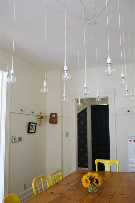 elsies dream diy light fixture  beautiful mess
