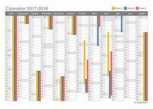 Vacances Juillet 2017 : le calendrier scolaire 2017 2018 imprimer bdm ~ Medecine-chirurgie-esthetiques.com Avis de Voitures