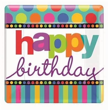 Birthday Happy Border Papierservietten Borders Clipart Tovaglioli