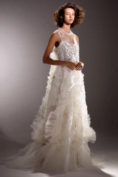 wedding dresses    bridal fashion week