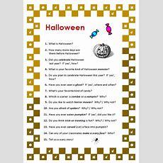 Halloween  All Things Topics