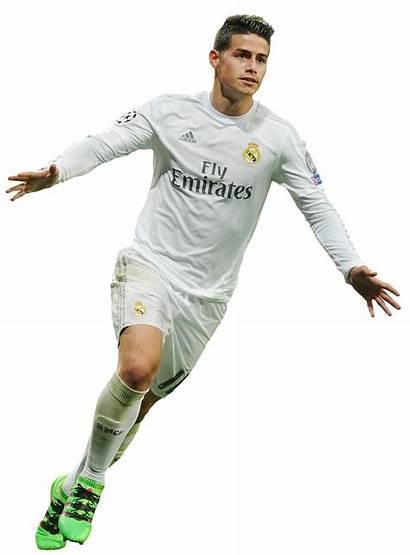 Rodriguez James Render Footyrenders Madrid Football Szwejzi
