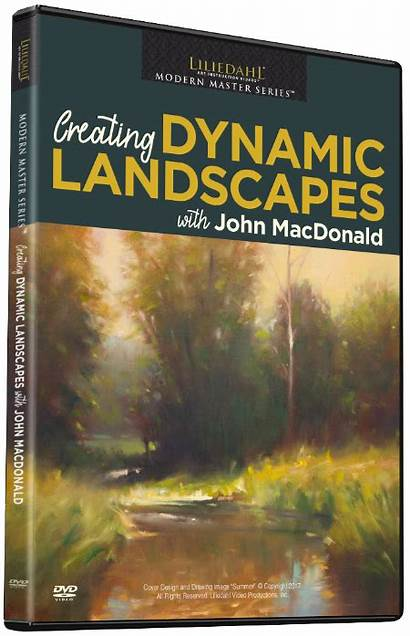 John Macdonald Landscapes Dynamic Creating Landscape Paintings