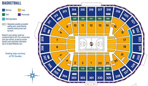 Td Garden Concert Seating - td garden boston sports and entertainment arena