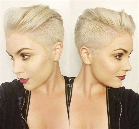 cool mohawk pixie cut pixie cut haircut