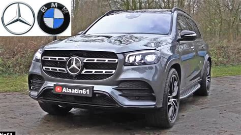 That's where the merc truly comes up short. MERCEDES GLS 2020 vs BMW X7 2020 - FULL REVIEW Interior Exterior DETAILS - YouTube